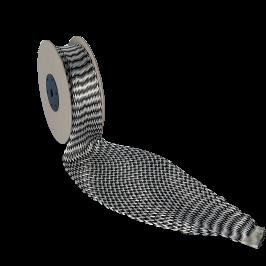 Carbon/Glass Fibre Tubular Braid