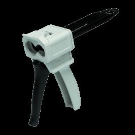 Applicator Gun for Twin Cartridges