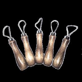 Plaster Cast Tools set of 5