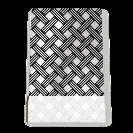 Stretch Fabric, Braid Black