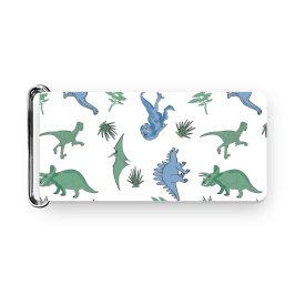 Chafe, Printed Dinosaurs Small