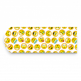 Strap, Printed Emoji Small