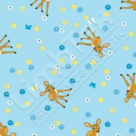 Transfer Paper, Bambi, 0.8x10m Roll