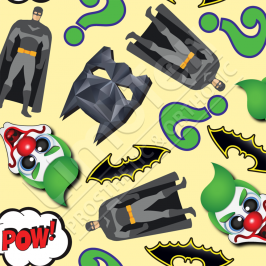 Transfer Paper, Bat Hero, 0.8x10m Roll